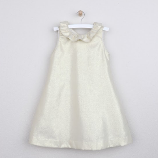 GABBY METALLIC BLAIR SWING DRESS