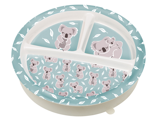 O.R.E KUDDLY KOALA DIVIDED SUCTION PLATE