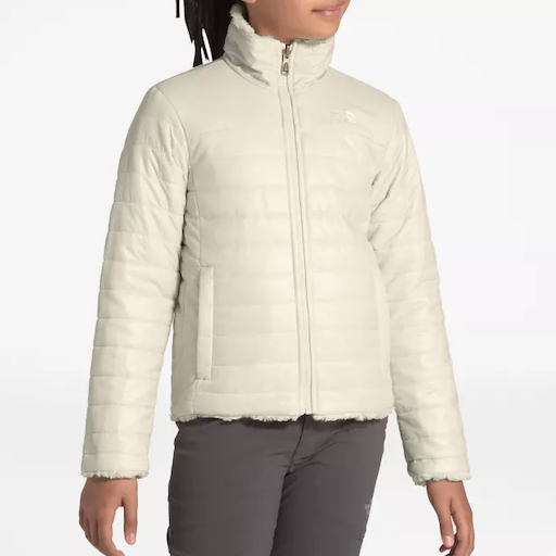 THE NORTH FACE MOSSBUD REVERSIBLE SWIRL JACKET
