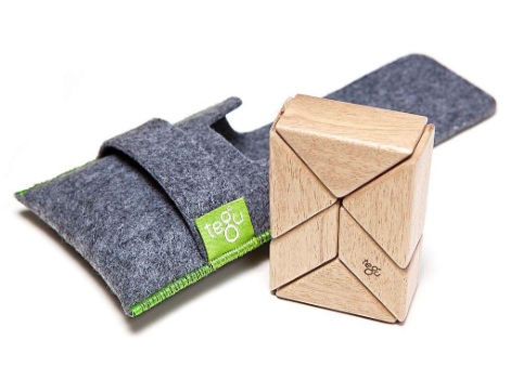 TEGU THE POCKET POUCH PRISM NATURAL