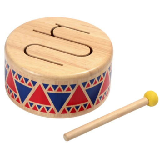 PLAN TOYS, INC. SOLID DRUM