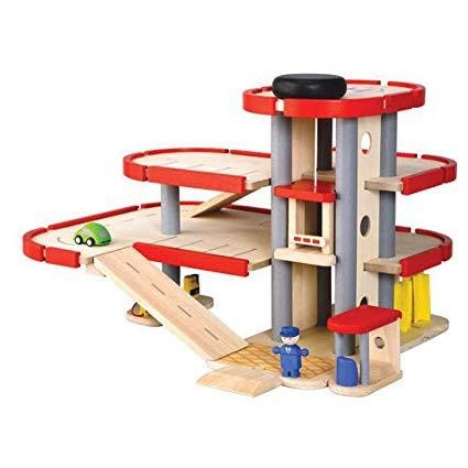 PLAN TOYS, INC. PARKING GARAGE