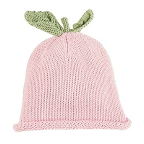 MUD PIE PINK PEA KNIT HAT