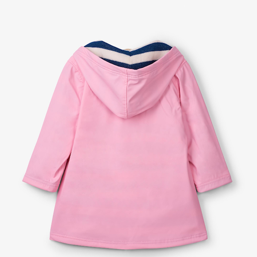 HATLEY CLASSIC PINK AND NAVY SPLASH JACKET