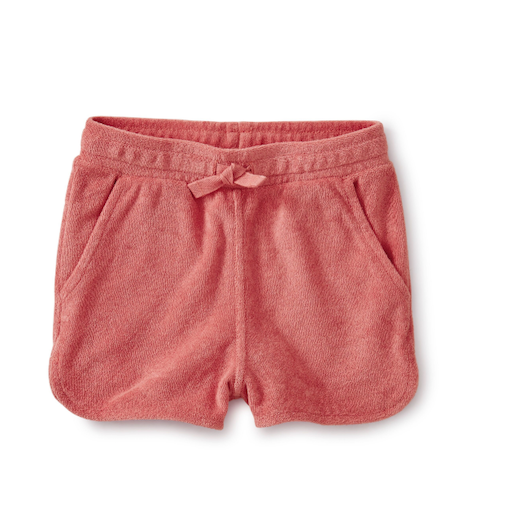 TEA TERRY CLOTH SHORTS