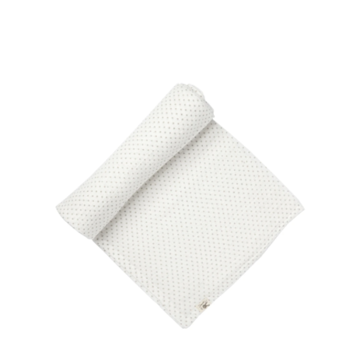 PEHR WRAP ME UP PIN DOT SWADDLE