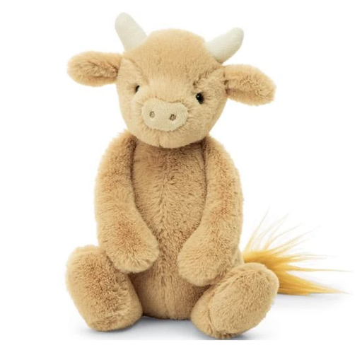 JELLYCAT INC BASHFUL MEDIUM COW