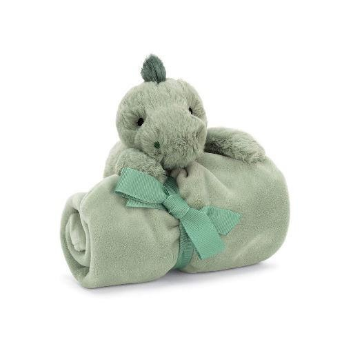 JELLYCAT INC SHOOSHU DINO SOOTHER