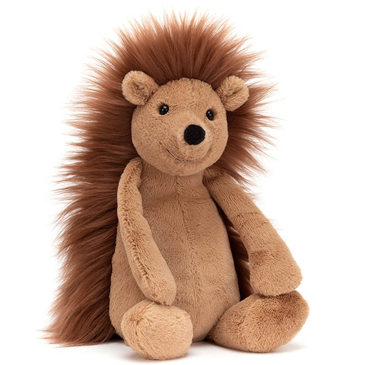 JELLYCAT INC BASHFUL MEDIUM SPIKE HEDGEHOG
