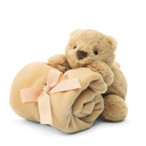 JELLYCAT INC SHOOSHU BEAR SOOTHER