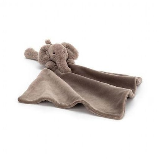 JELLYCAT INC SHOOSHU ELEPHANT SOOTHER