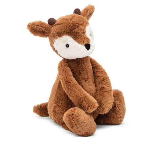 JELLYCAT INC BASHFUL MEDIUM FAWN