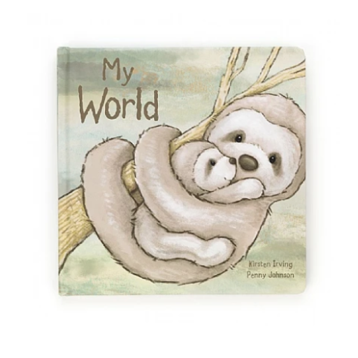 JELLYCAT INC MY WORLD BOOK