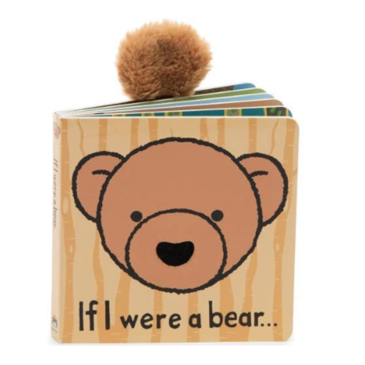 JELLYCAT INC IF I WERE A BEAR BOOK