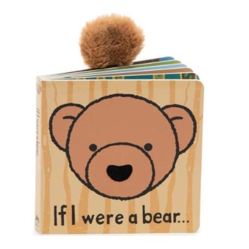 JELLYCAT INC IF I WERE A BEAR BOOK