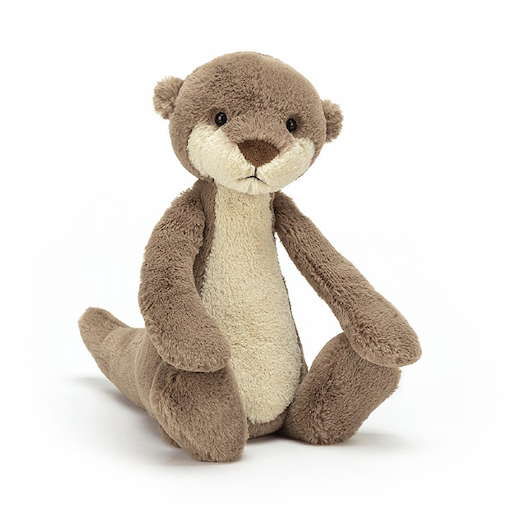 JELLYCAT INC BASHFUL MEDIUM OTTER