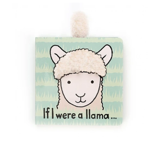 JELLYCAT INC IF I WERE A LLAMA