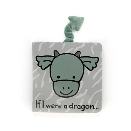 JELLYCAT INC IF I WERE A DRAGON