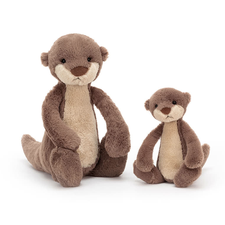 JELLYCAT INC BASHFUL SMALL OTTER
