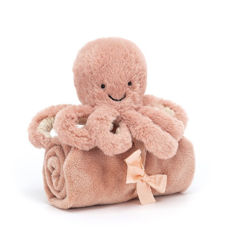 JELLYCAT INC ODELL OCTOPUS SOOTHER