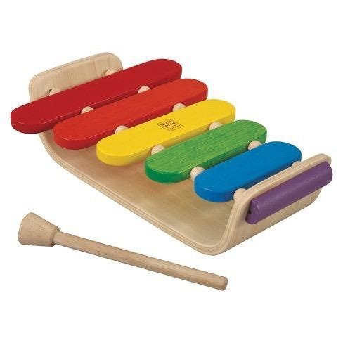 PLAN TOYS, INC. OVAL XYLOPHONE