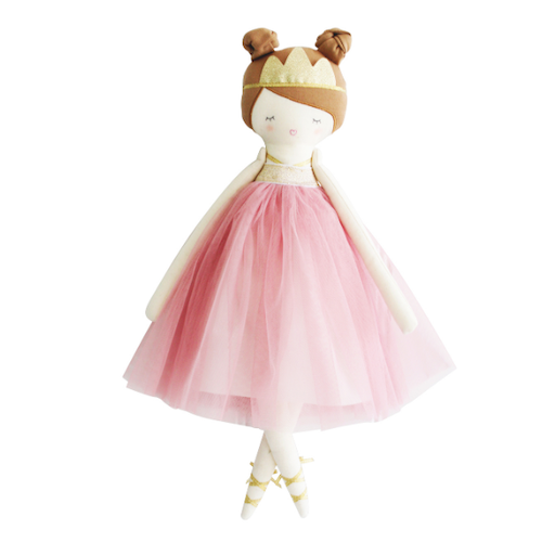 ALIMROSE PANDORA PRINCESS BLUSH DOLL