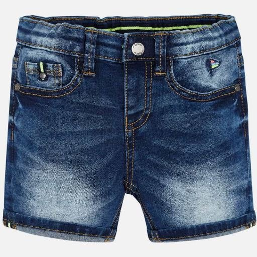 MAYORAL USA DENIM BERMUDA SHORT