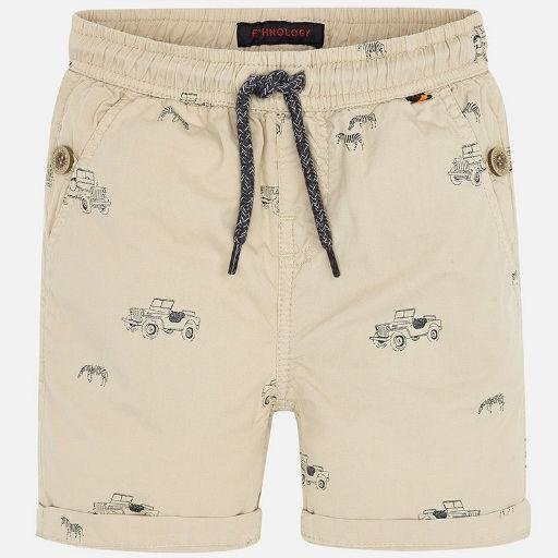 MAYORAL USA SAFARI BERMUDA SHORTS