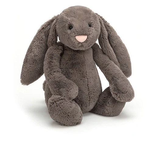 JELLYCAT INC BASHFUL MEDIUM TRUFFLE BUNNY