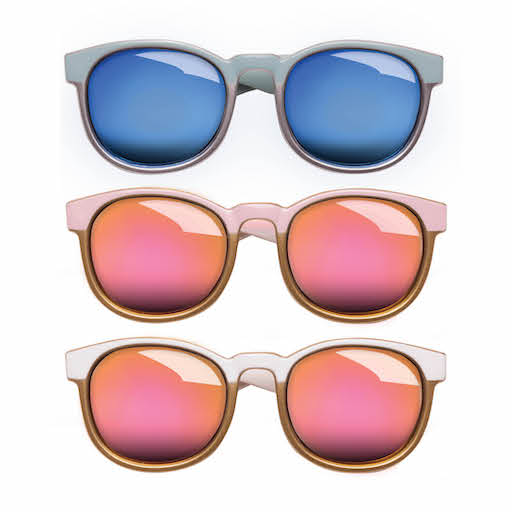 TEENY TINY OPTICS BAILEY SUNGLASSES
