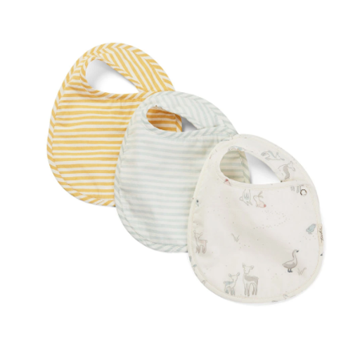 PEHR BIB SET OF 3