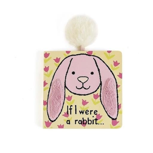 JELLYCAT INC IF I WERE A RABBIT BOARD BOOK