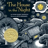 HOUGHTON MIFFLIN HARCOURT HOUSE IN THE NIGHT