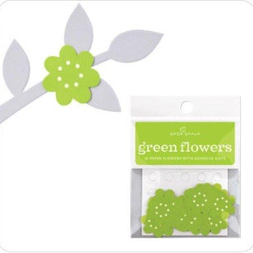 WISHING FLOWER GREEN
