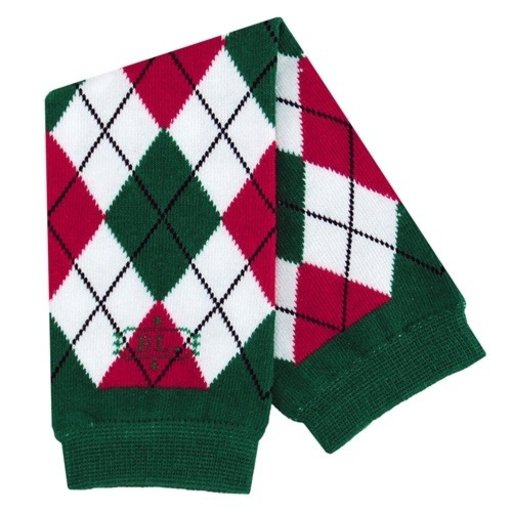 DECK THE HALLS LEGWARMERS