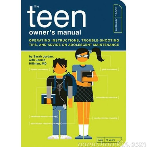 QUIRK TEEN OWNER'S MANUAL