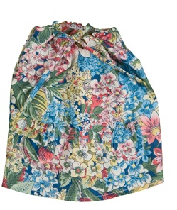 BLABLA BLA BLA BIG FLOWERS PEASANT DRESS