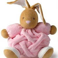 KALOO KALOO MEDIUM PLUME PINK  RABBIT
