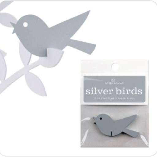 WISHING BIRDS SILVER