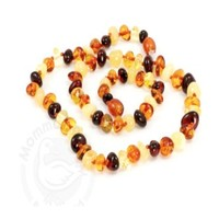 MOMMA GOOSE PRODUCTS ADULT BALTIC AMBER HEALING NECKLACE