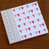 RAG & BONE BABY'S FIRST BOOK, PINK BABY BUNTING