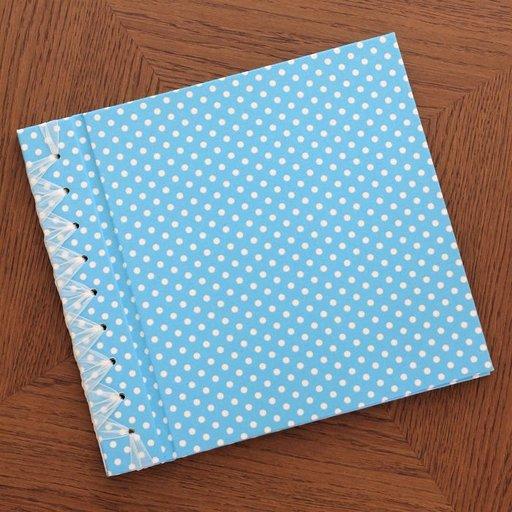 RAG & BONE BABY'S FIRST BOOK, DOTTIE BLUE