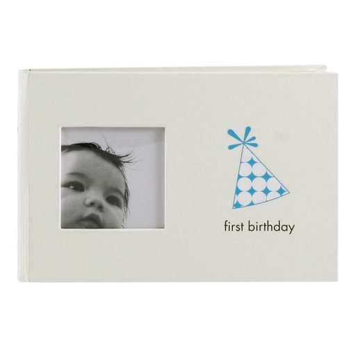 PEARHEAD PEARHEAD BLUE BIRTHDAY BRAG BOOK