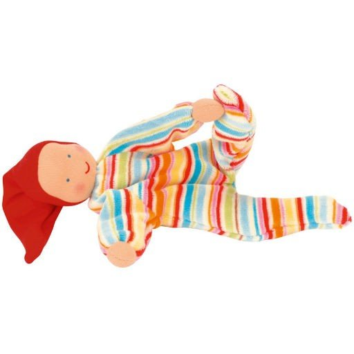KATHE KRUSE NICKIBABY STRIPED BABY