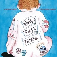 SIMON & SCHUSTER BABY'S FIRST TATTOO