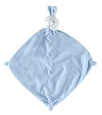 ANGEL DEAR ANGEL DEAR BLUE BUNNY BLANKIE