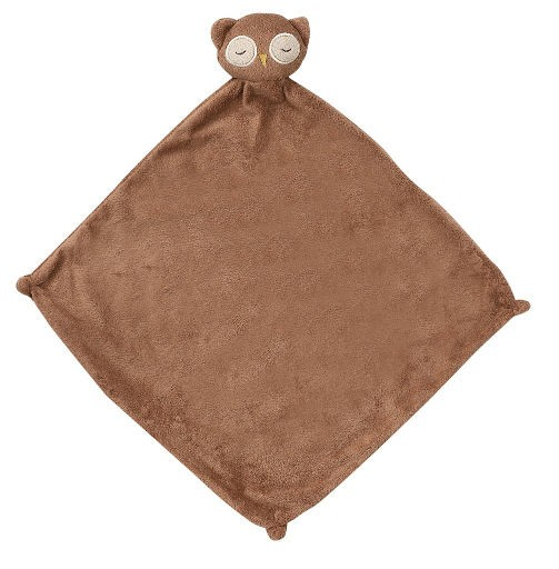 ANGEL DEAR ANGEL DEAR SLEEPY OWL BLANKIE