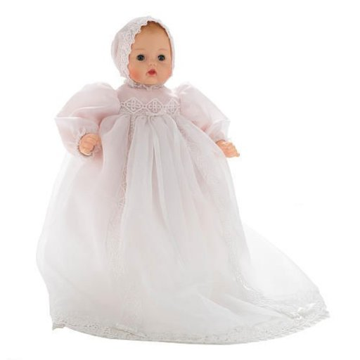 ALEXANDER DOLL COMPANY INC. CHRISTENING CELEBRATION HUGGUMS DOLL