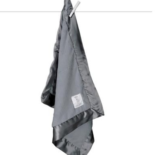 LITTLE GIRAFFE, INC. LITTLE GIRAFFE LUXE CHARCOAL BLANKY