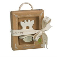 CALISSON INC. SO'PURE SOPHIE GIRAFFE NATURAL SOOTHER